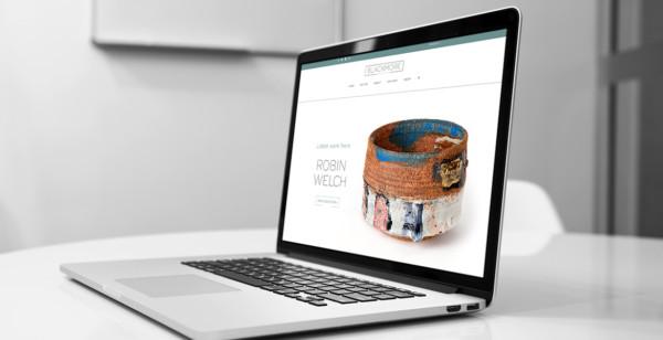 Blackmore Gallery website