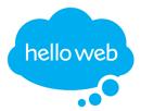 Hello Web Logo