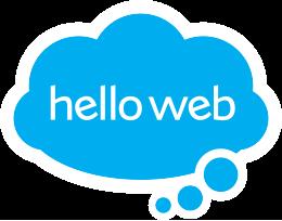 Hello Web Mobile Retina Logo